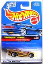 Hot Wheels - Splittin' Image II: Terrorific Series #4/4 - Collector #980... - $2.50