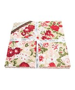 Connecting Threads Print Collection Precut Quilting Fabric Bundle Heirlo... - $34.82