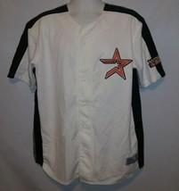 Houston Astros MLB Baseball True Fan World Series 2005 WS 05 Jersey Mens... - $44.22