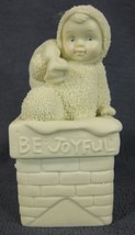 Snowbabies Be Joyful Sentiment Box 69287 Department 56 Figurine Retired ... - $14.95