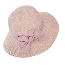 SAGACE hats Women Summer beach sun Hat Wide Brim Cap Wide Brim Straw Hat... - $10.74