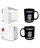 Big Brother is Watching You George Orwell 11 oz Ceramic Coffee Mug, NEW ... - $6.89
