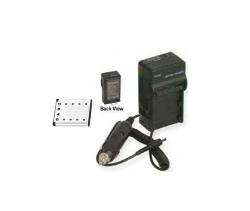 Primary image for Battery + Charger for Casio EXZ16RD EX-Z16SR EXZ16SR