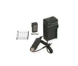 Battery + Charger For Casio EXZ16RD EX-Z16SR EXZ16SR - $25.14
