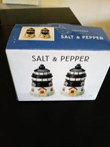 Lighthouse Salt & Pepper Thomson Pottery 2001 image 2