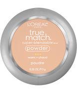 L'oreal True Match Super Blendable Powder - W3 Nude Beige - $7.29