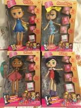Boxy Girls Complete Set 4 Fashion Dolls: Brooklyn, Nomi, Riley, Willa NIB - $100.00