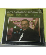 "Guy Lombardo's Broadway, Vintage LP 12"" Record, NICE - $7.91"