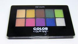 Revlon Color Charge Shadow Palette 100 Color Collage 0.5oz/14.2g - $7.88