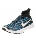 Nike Free TR Force Flyknit Training Men's Blue/White(833275-004)Size:US 7 - $74.99