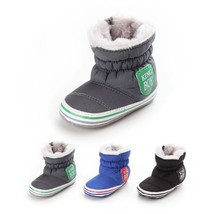 Baby Toddler Winter Warm Soft Fur Boots Girl Boy Snow Booties Crib Shoes... - £10.59 GBP