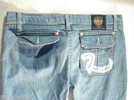 Rock & Republic Women's Low Rise Super Modified Jeans Size 27 x 34.5 - $14.94