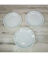 3 Corelle Corning Country Cottage Dinner Plates - $17.45
