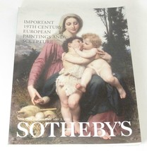 Sothebys NY Important 19th Century European Painting and Sculpture 5/3/2000 - $23.33