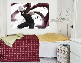 3D Tokyo Ghoul Cool T031 Japan Anime Wall Stickers Vinyl Wall Murals Wall Sunday - $27.34+
