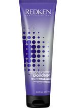Redken Color Extend Blondage Express anti-brass purple mask 8.5 oz - $27.70