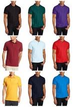 Lee Uniforms Men's Modern Fit Short Sleeve Polo Shirt T-shirt - $13.85+