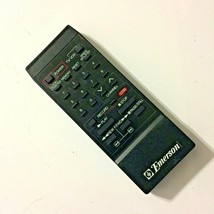 Emerson OEM Model VCR765 70-2118 TV VCR Remote Control - Tested - $5.99