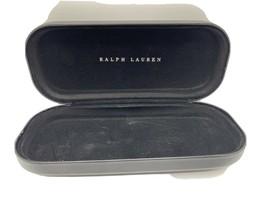 Ralph Lauren Black eyeglasses Case Hard Clamshell sunglasses Case - $7.82