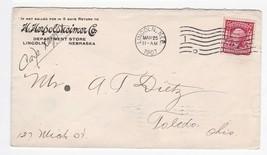 H. HERPOLSKEIMER CO. LINCOLN NEBRASKA MARCH 25 1907 - $1.98