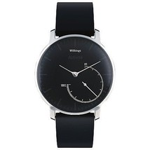 Withings Activité Steel - Activity and Sleep Tracking Watch Black - $68.81