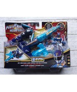 Power Rangers Megaforce Sea Brothers Zord Vehicle and Blue Ranger Bandai... - $75.00