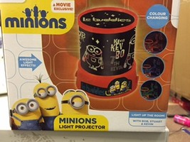 Minions Movie Light Projector,despicable me,light Projector - $13.99