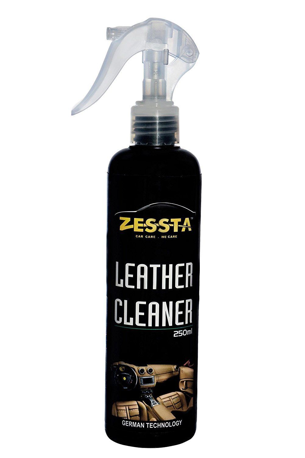 Zessta Leather Cleaner (250 ml) -Good quality Long lasting- Easy to use