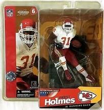 Priest Holmes Kansas City Chiefs McFarlane NFL Series 6 Action Figure Debut KC - $29.69