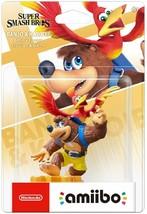 Nintendo amiibo Banjo & Kazooie Switch Super Smash Bros. Japan - $26.70