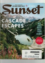 Sunset - July 2014  Cascade Escapes, Best Lakes, Seattle's Capitol Hill,... - $1.35