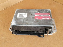1991 Alfa Romeo 164 v6 24V ECU ECM PCM 0261200117 BOSCH image 1