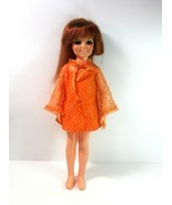 Vintage 1969 Crissy Doll by Ideal- Original Dress and Panties - Nice Wor... - $39.99