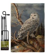 Superior Vantage Owl Burlap - Impressions Decorative Metal Garden Pole F... - $33.97