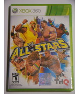 XBOX 360 - WWE ALL STARS (Complete with Manual) - $25.00