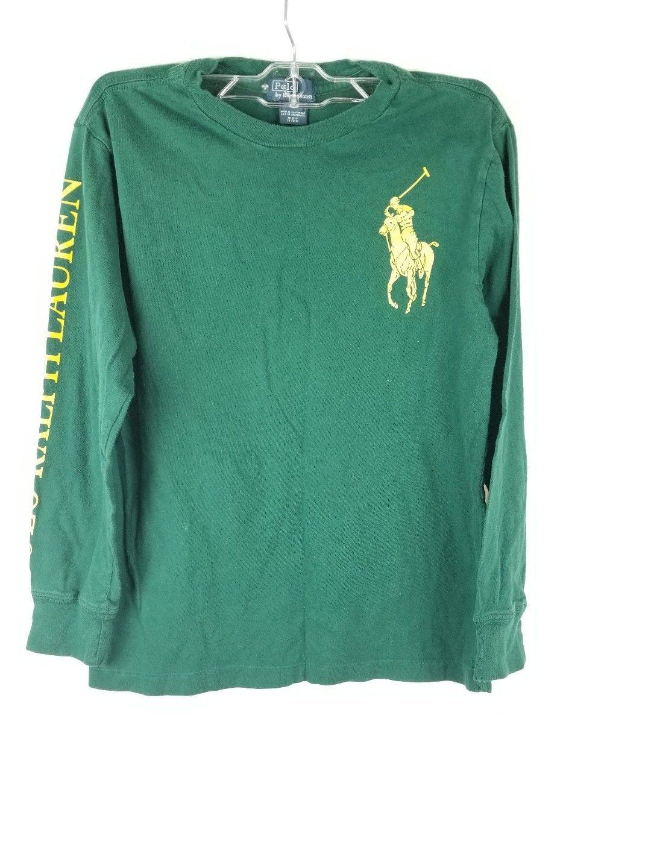 Polo Ralph Lauren Pima Cotton Mens shirt 2XLT Tall Monaco Blue 677005 classics