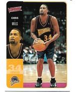 Basketball Card- Chris Mills 2000 Victory #66 - $1.25