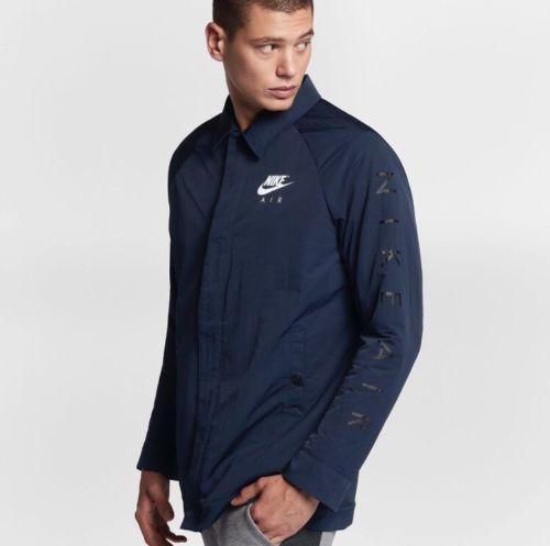 Nike Woven Sportswear Jacket BLUEWHITE Men and 50 similar items