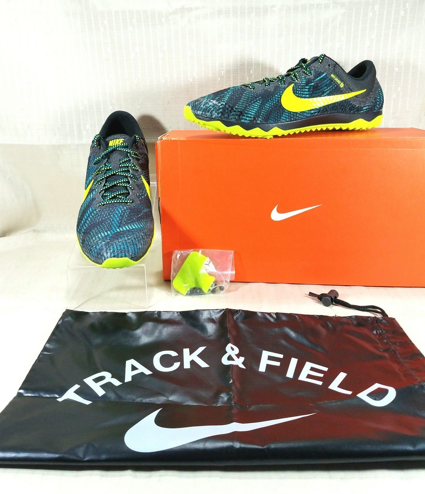 best website 93089 3958f Nike Zoom Rival XC Racing Grind Track Spikes and 50 similar items. S l1600