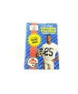 1991 AW Sports All World Canadian Football CFL 110 Trading Card Box Set New - $9.71