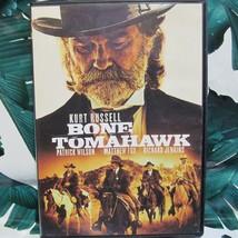 DVD Bone Tomahawk Kurt Russell Patrick Wilson Matthew Fox Widescreen - $1.99