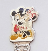 Collector Souvenir Spoon USA Florida Walt Disney World Mickey Minnie Mou... - $9.99