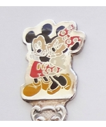 Collector Souvenir Spoon USA Florida Walt Disney World Mickey Minnie Mou... - $9.99