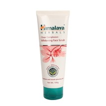 Himalaya Herbal Clear Complexion Whitening Face Scrub Enhance your glow - $6.36+