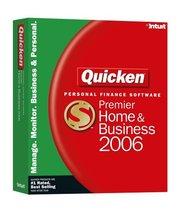 Quicken Premier Home & Business 2006 [Old Version] - $197.99