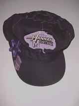 Hannah Montana The Movie Kids Unisex Walt Disney World Stretch Fit Black Hat - $44.54