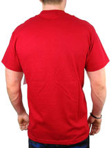 NEW NWT LEVI'S MEN'S PREMIUM CLASSIC  COTTON T-SHIRT SHIRT TEE RED image 3
