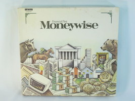 Moneywise 1988 Board Game Irwin Toy 100% Complete Excellent Plus RARE - $21.49