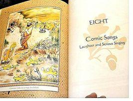North American Folklore FOLK SONGS Book AA19-1378 image 6