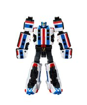Tobot V Power Train Vehicle Toy Robot Transforming Trasformation Action Figure F image 3